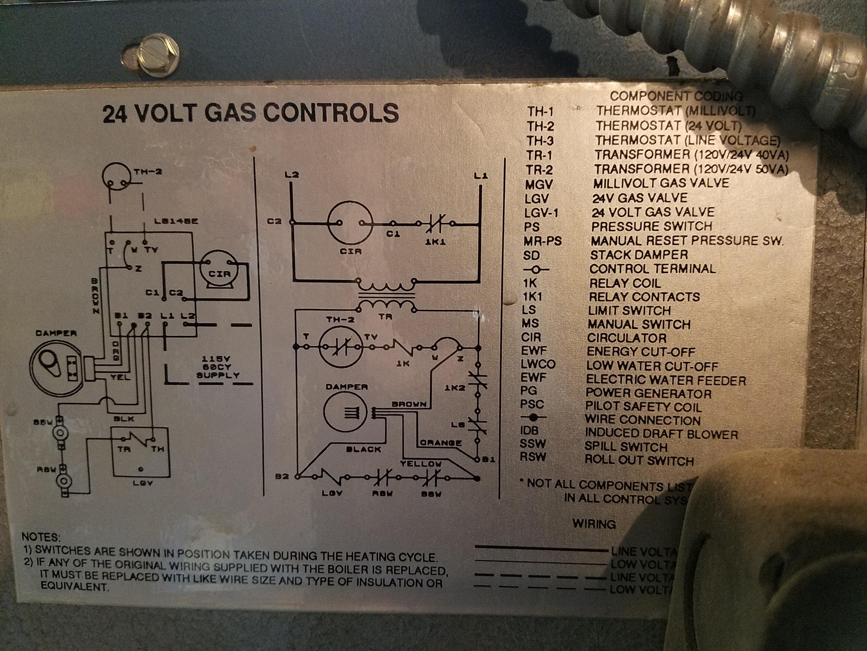 26 Honeywell Aquastat L8148e Wiring Diagram