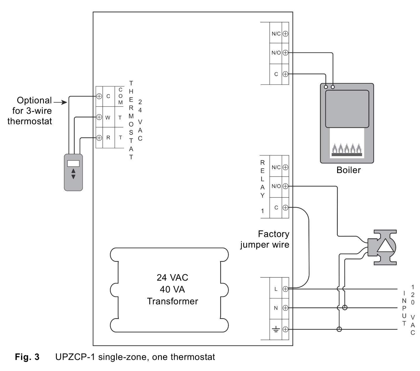 how can i add additional circulator relay to existing thermostat limitorque wiring schematic also included here is the wiring schematic for the relay i'm particularly concerned about having two transformers in the same system