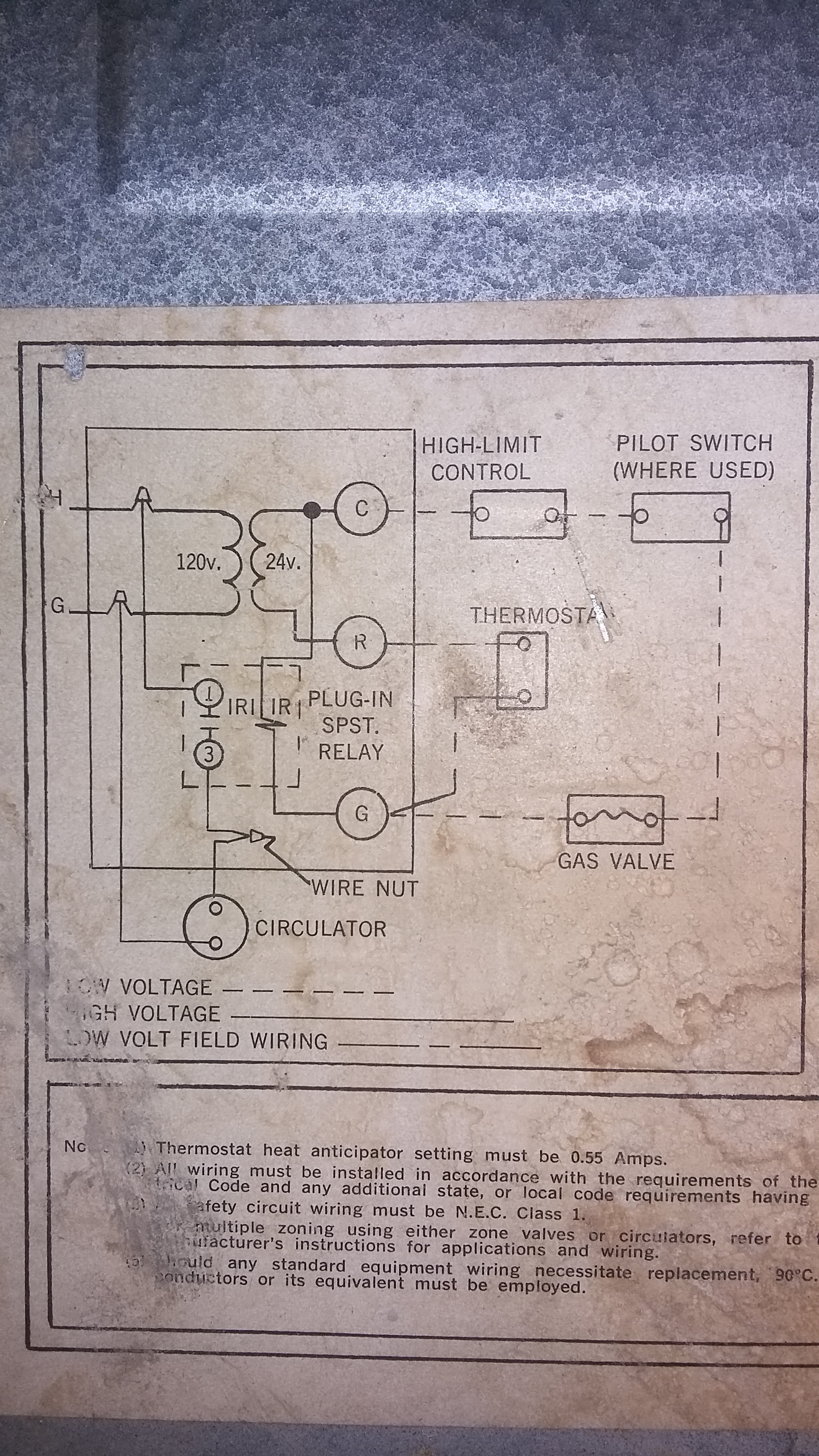 Taco zvc4044 4 zone limit and gas hook up Heating Help The Wall – L8148e1265 Aquastat Relay Wiring Diagram