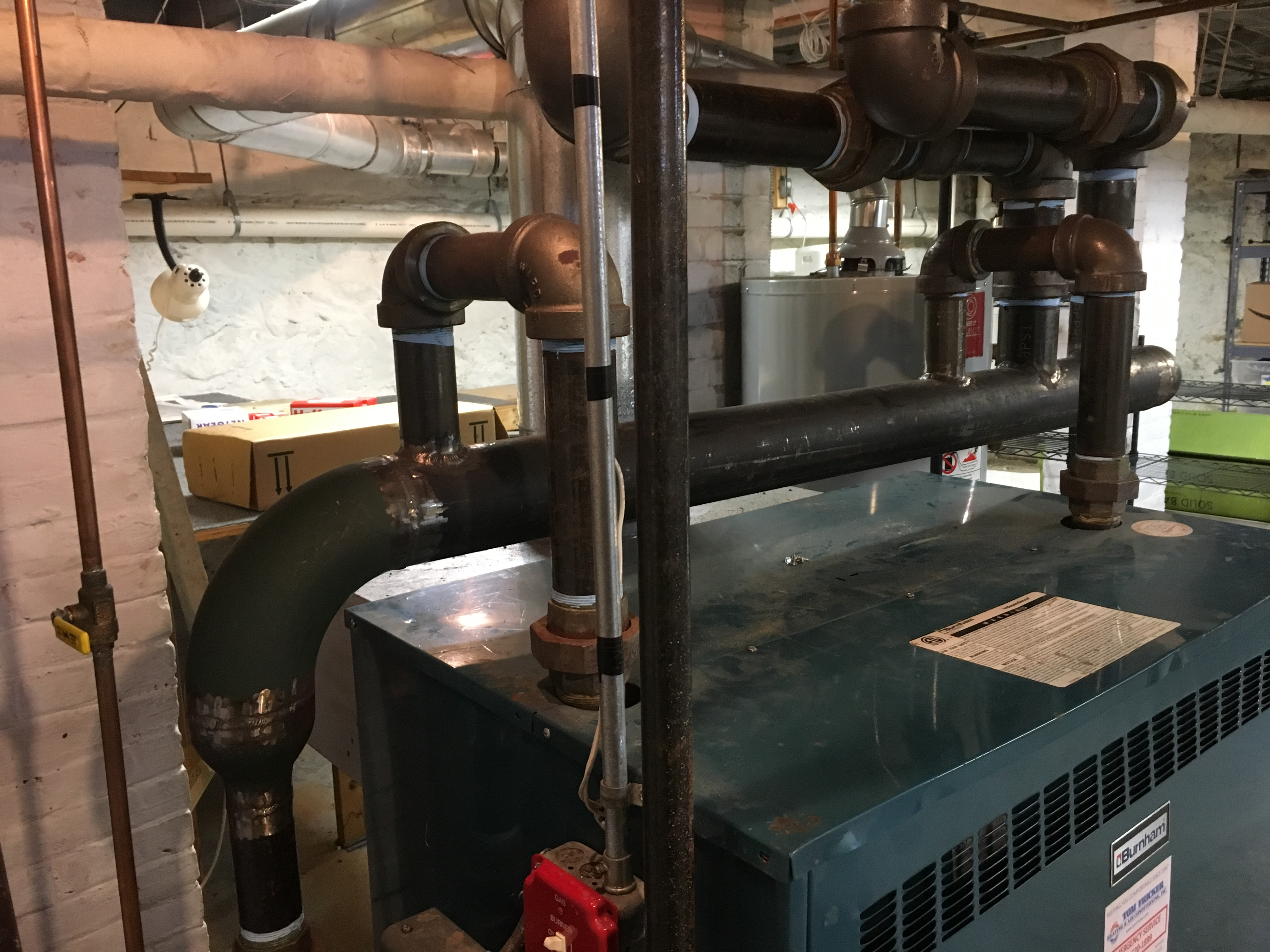 Near Boiler Piping Layout Heating Help The Wall Pictures F3d030b7 14b7 492f 85ea 6c3a993a4134jpeg 2m