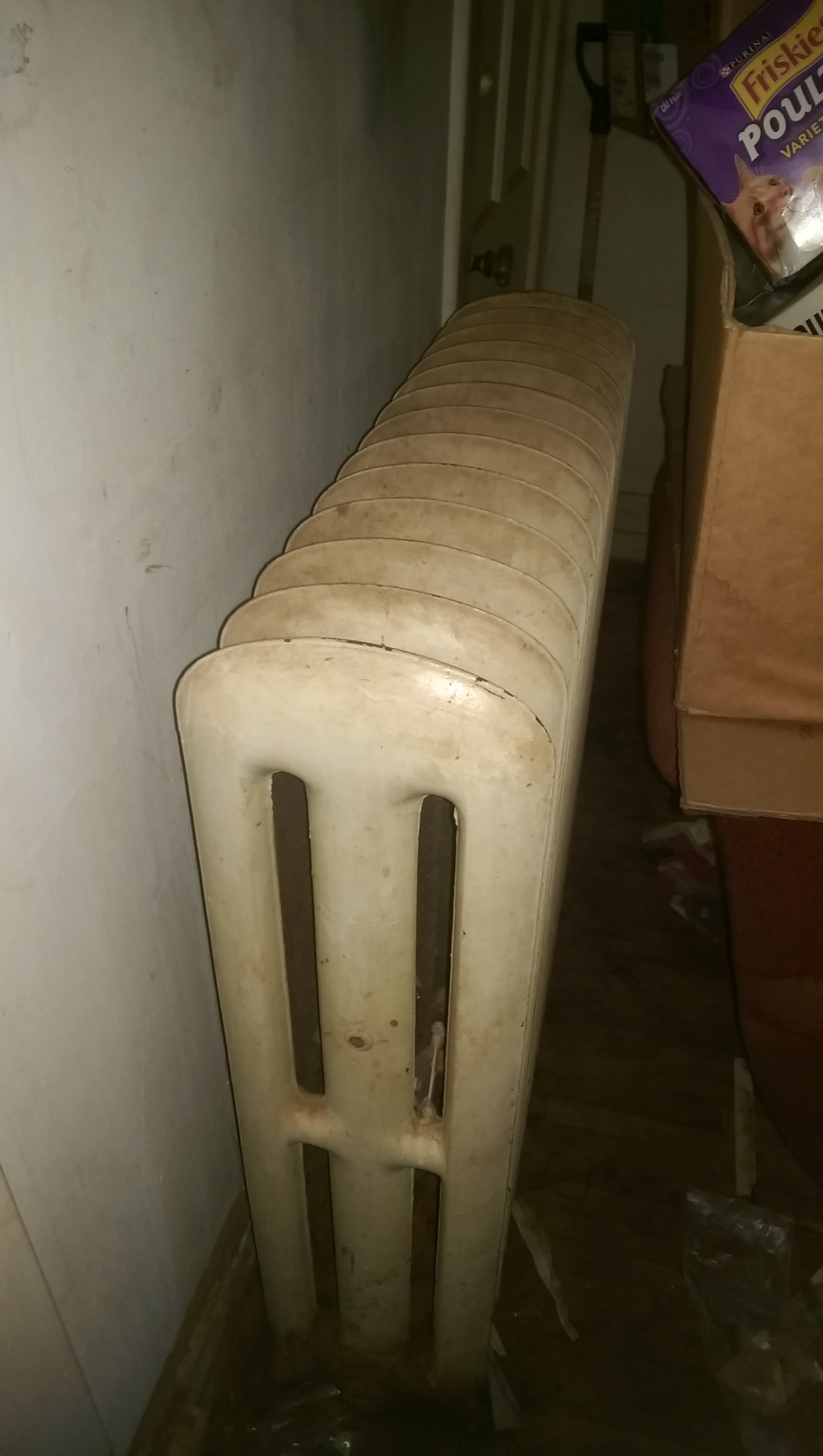 Radiator Not Getting Hot >> Steam Radiators Single Pipe NO VENTS — Heating Help: The Wall