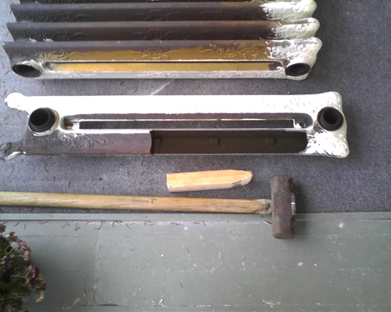 Delightful Photo11121117 305.7K. Tagged: Cast Iron Radiator ...