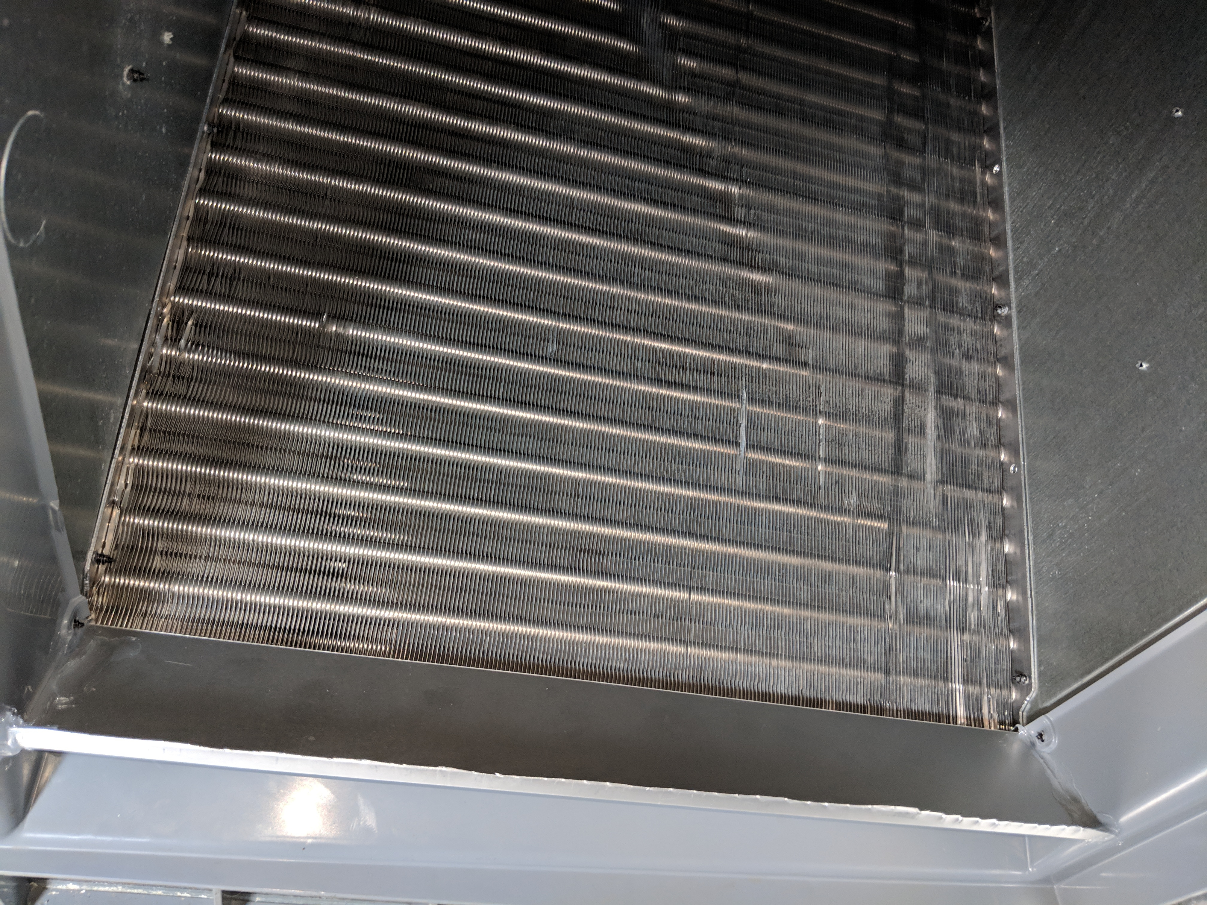 Horizontal Air Handler Condensate Issue Page 3 Heating