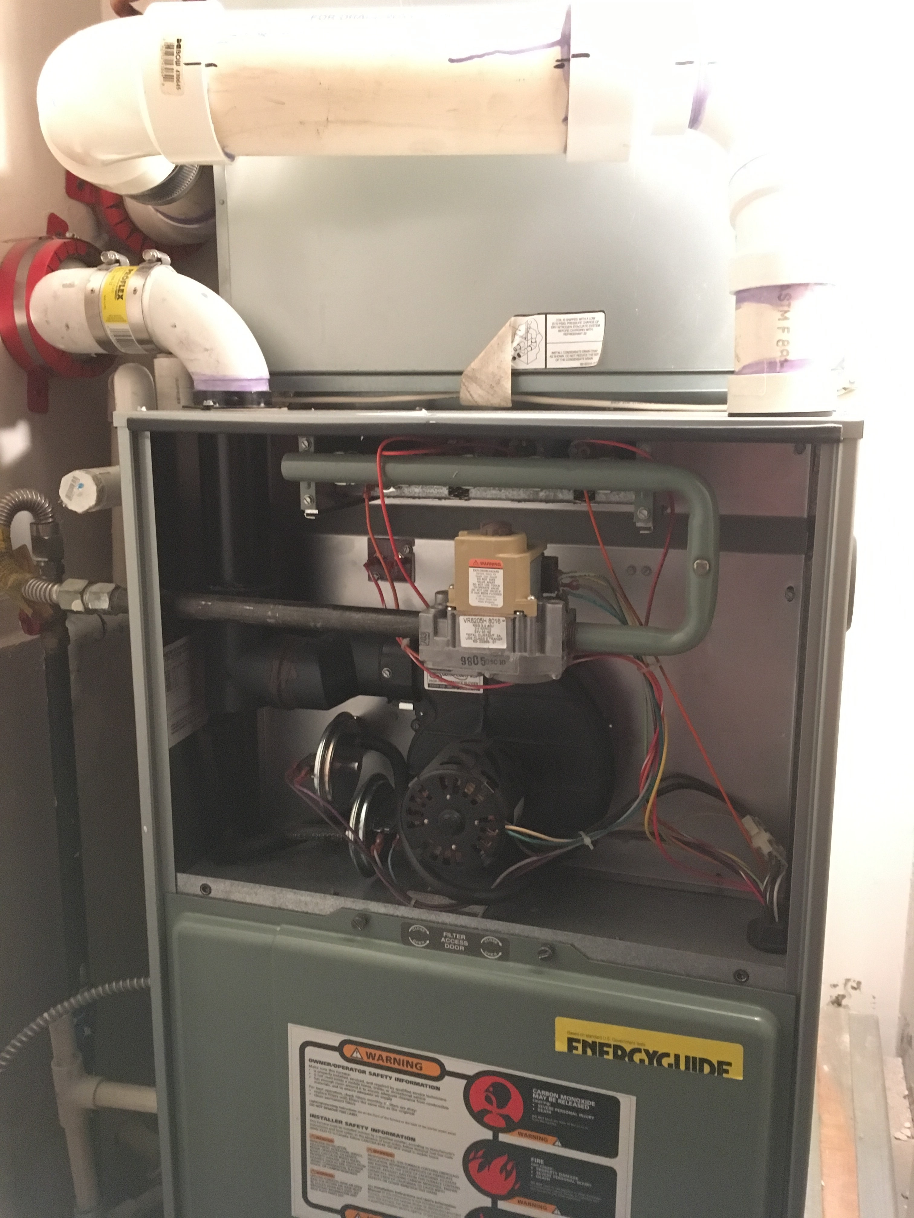 Rheem Classic 90 Plus Furnace Pilot Light Acting Up