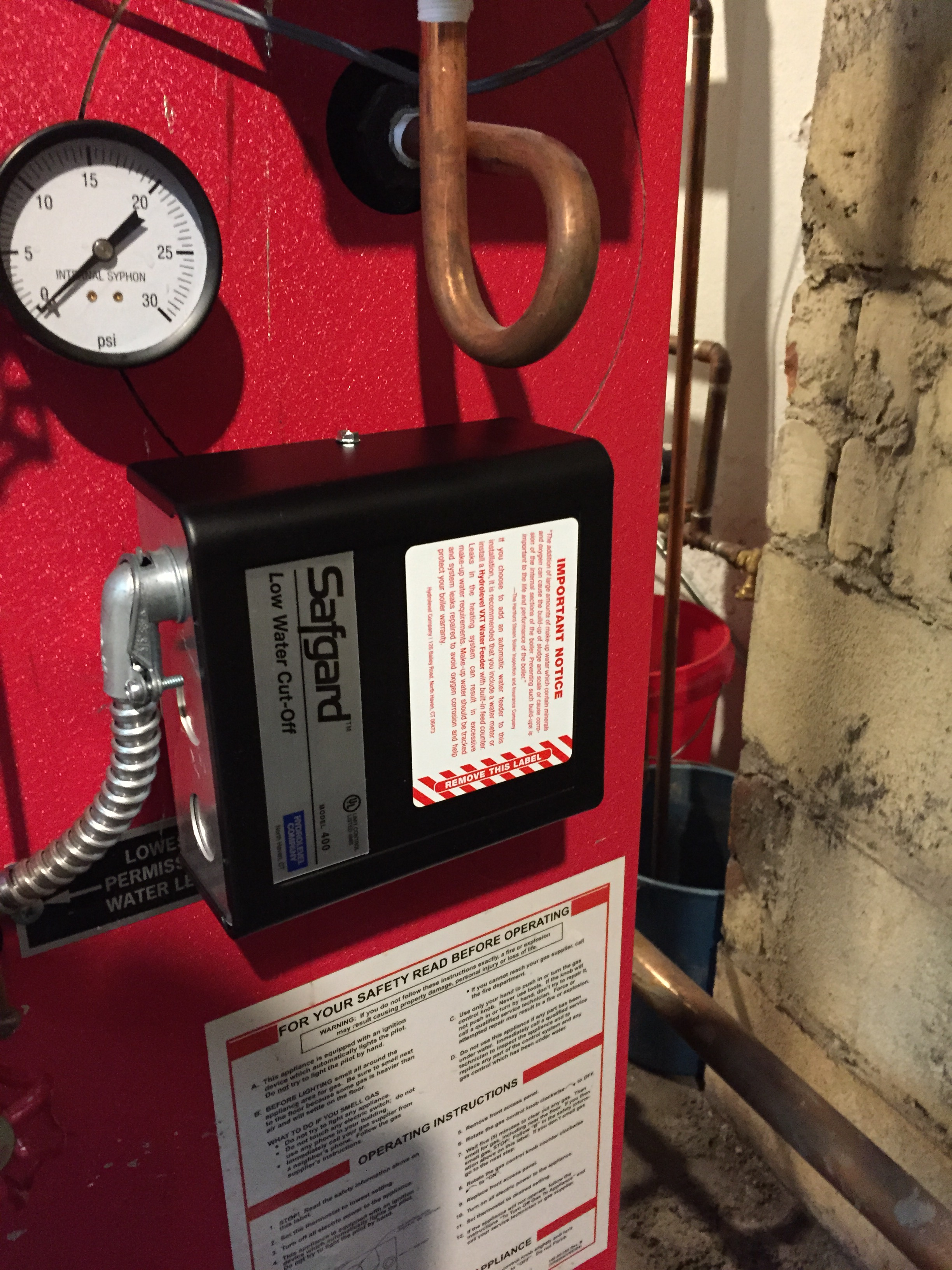 dn8t1g635pvd cyclegard to safgard issue heating help the wall safeguard low water cut off wiring diagram at mr168.co