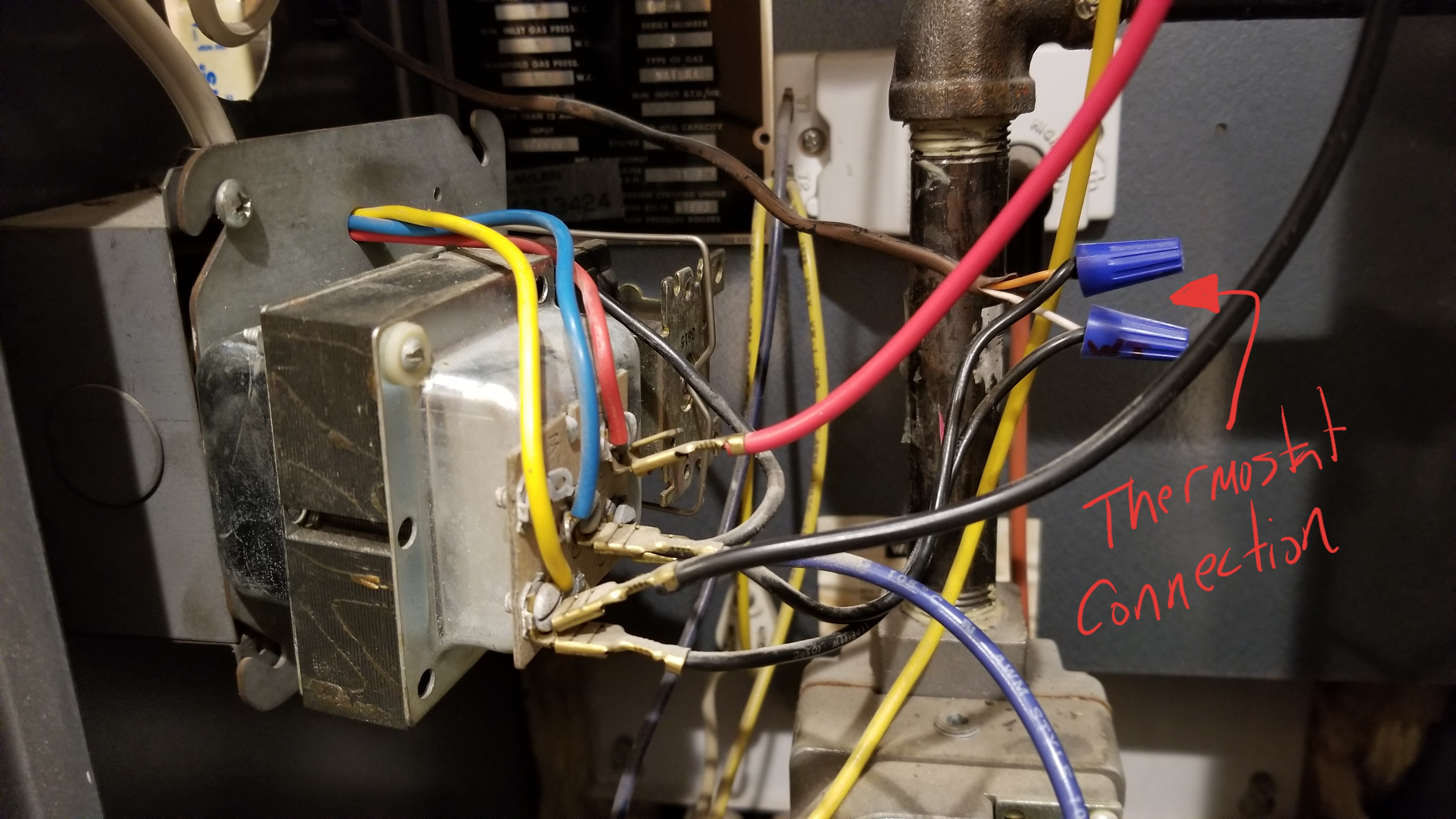 Adding Zone Valves To Weil Mcclain He Boiler  U2014 Heating
