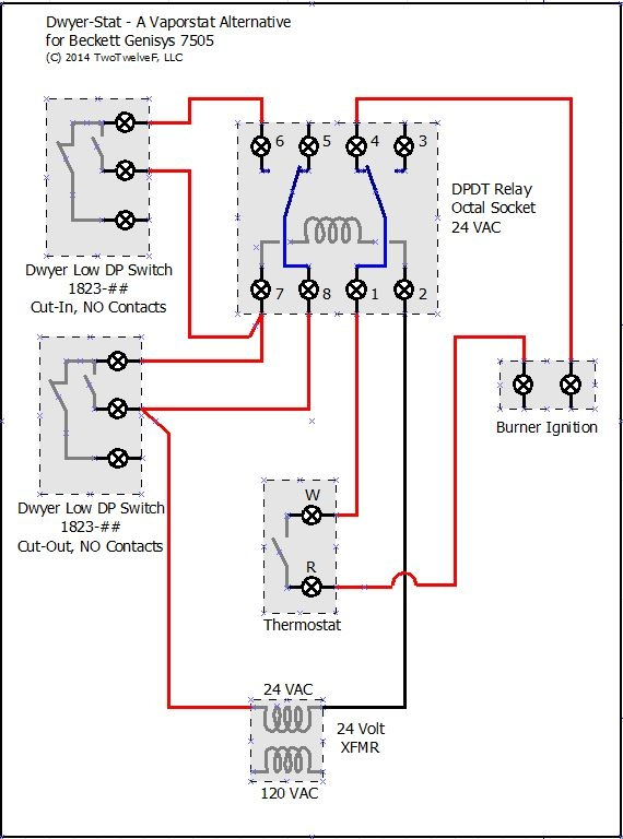 oil furnace wiring schematic with A Diy Vaporstat Alternative on Rheem Thermostat Wiring Color Code Wiring Diagrams together with Support furthermore Aladin besides Wire A Thermostat moreover Gun Type Oil Burners.