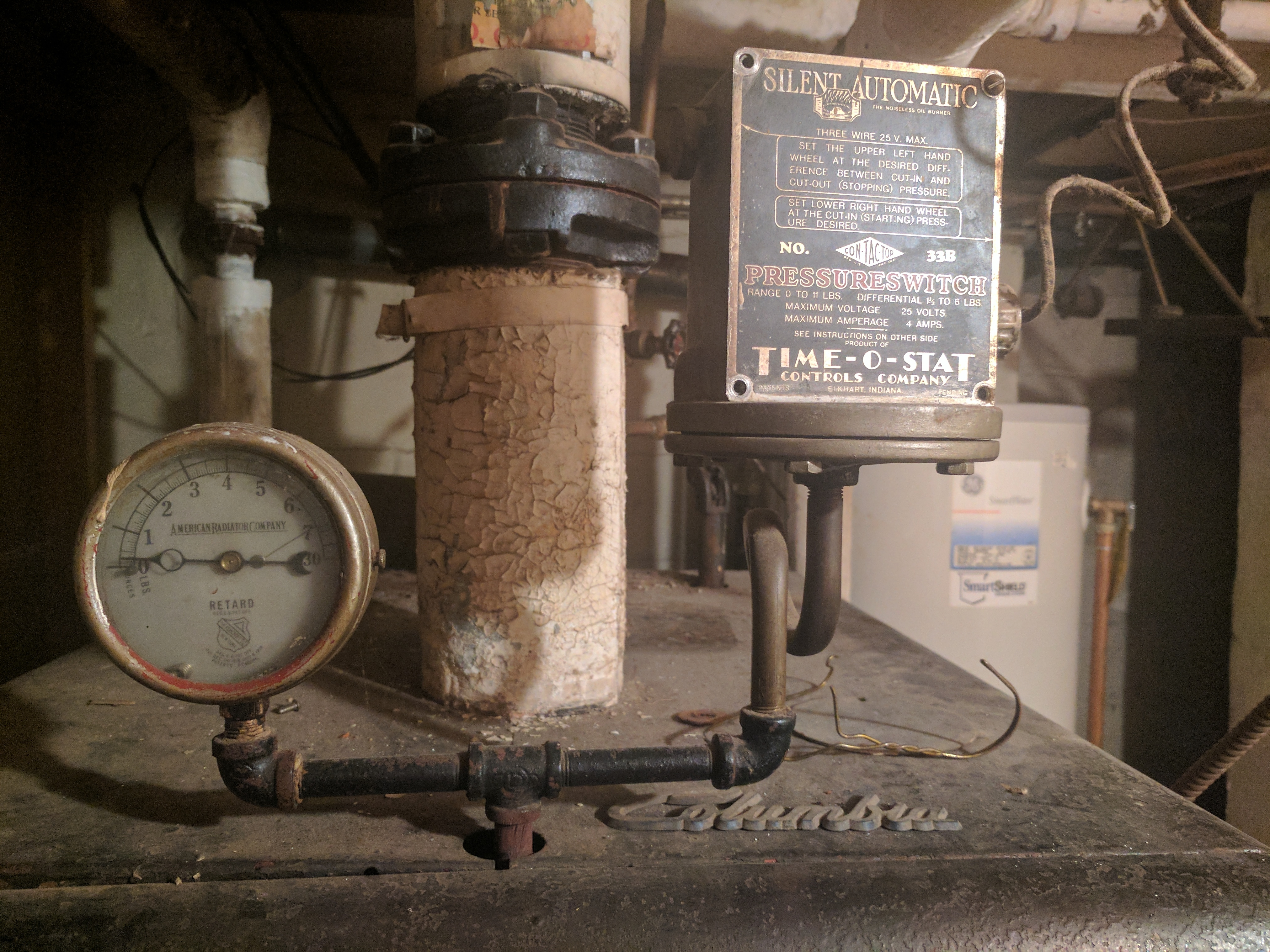 Tips for 1920s American Radiator steam boiler? — Heating Help: The Wall
