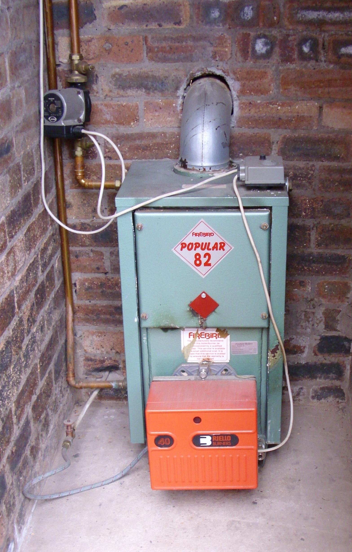 Homemade flue heat recovery? — Heating Help: The Wall
