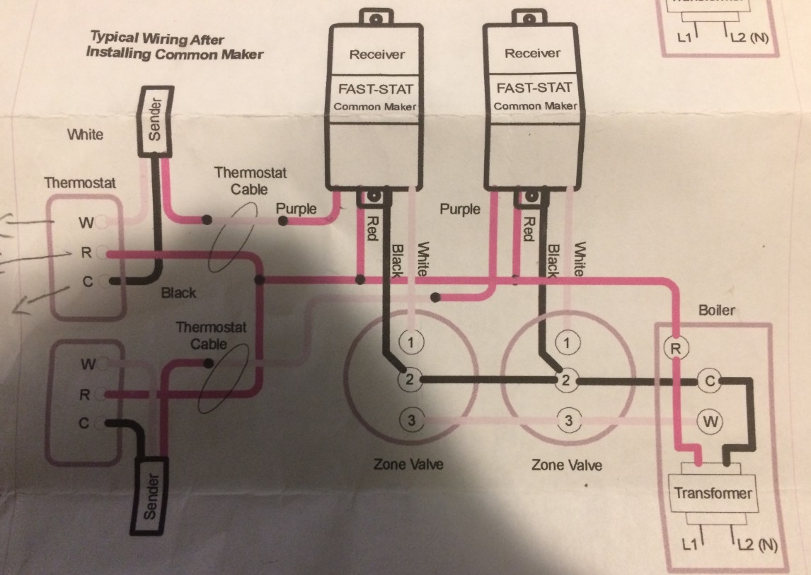 Fast Stat Common Maker Wiring Diagram 37 Images Taco Aquastat Control Schematic 890 Woo Rzmpr7plm1tj Ecobee T Heating Help The Wall Ground At Highcare