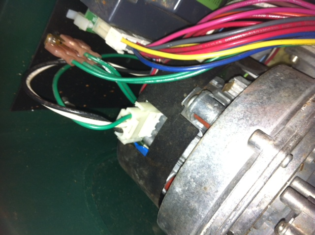 Peerless PI-80, F14 Fault — Heating Help: The Wall