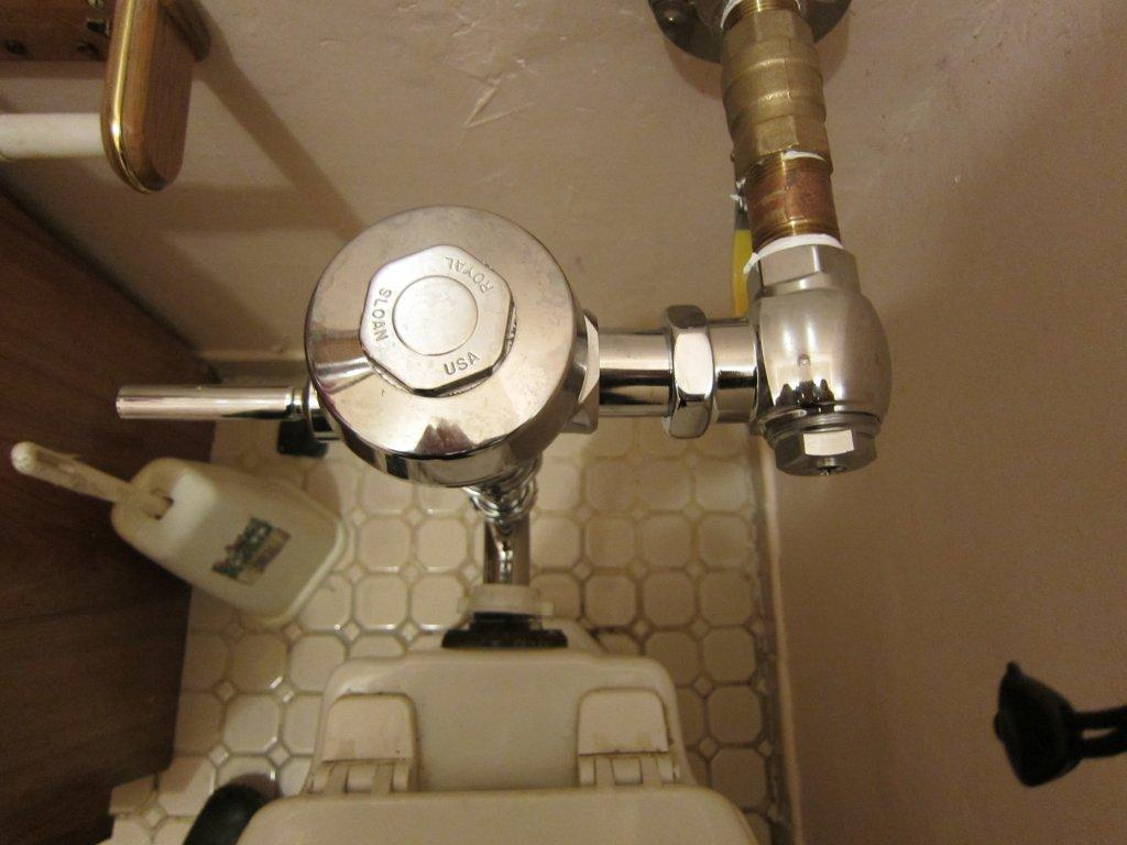 Problem with Gerber and can anyone id this toilet — Heating Help ...