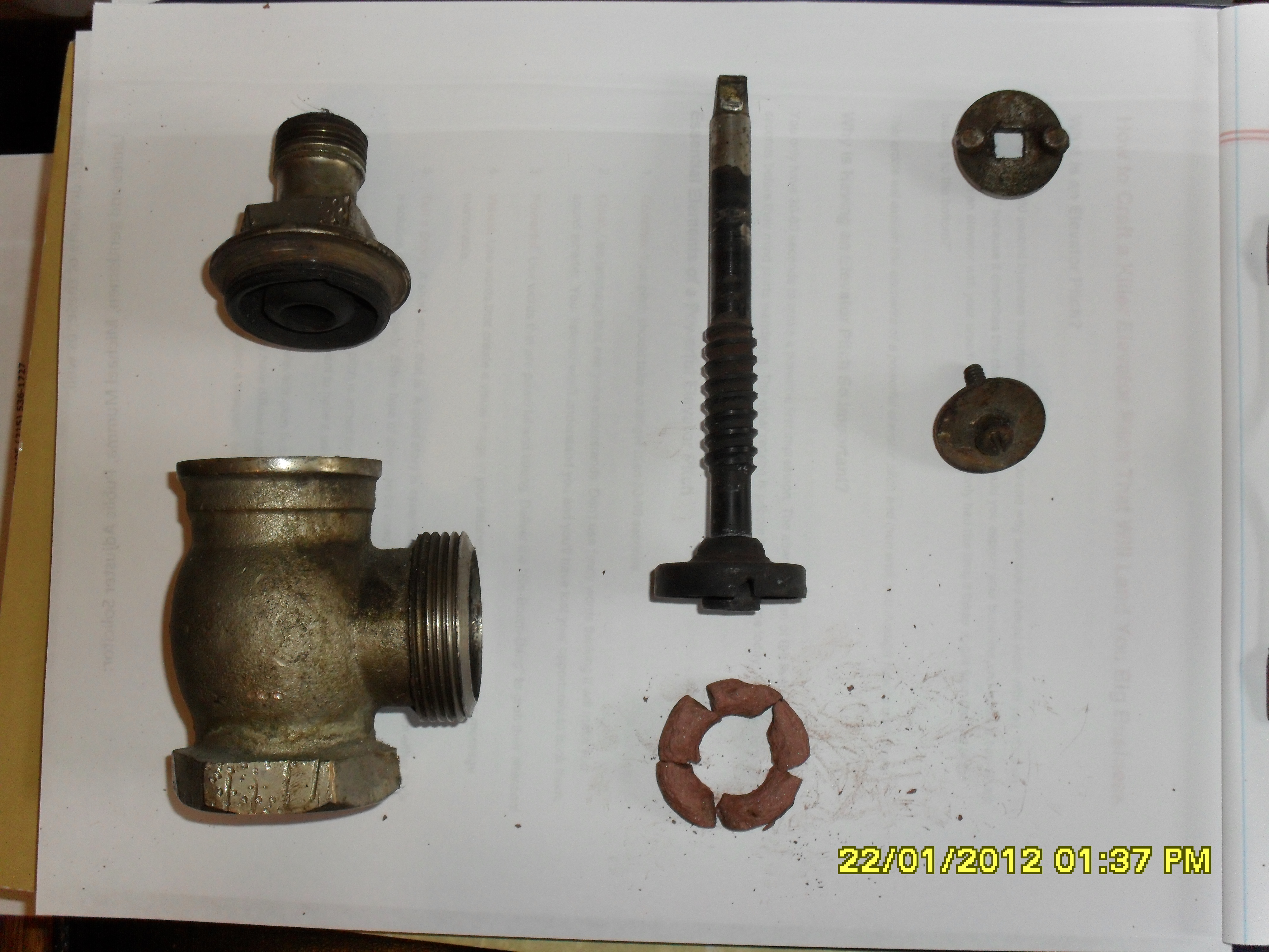 Replacement Parts For Steam Supply Valve Heating Help The Wall