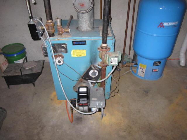 Oil Boiler: Oil Boiler Aquastat