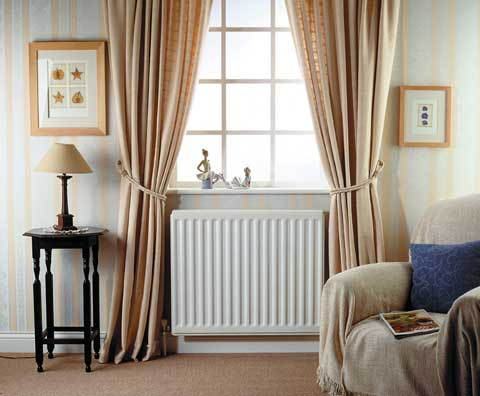 Apartment Design Ideas Dressing Up The Radiator