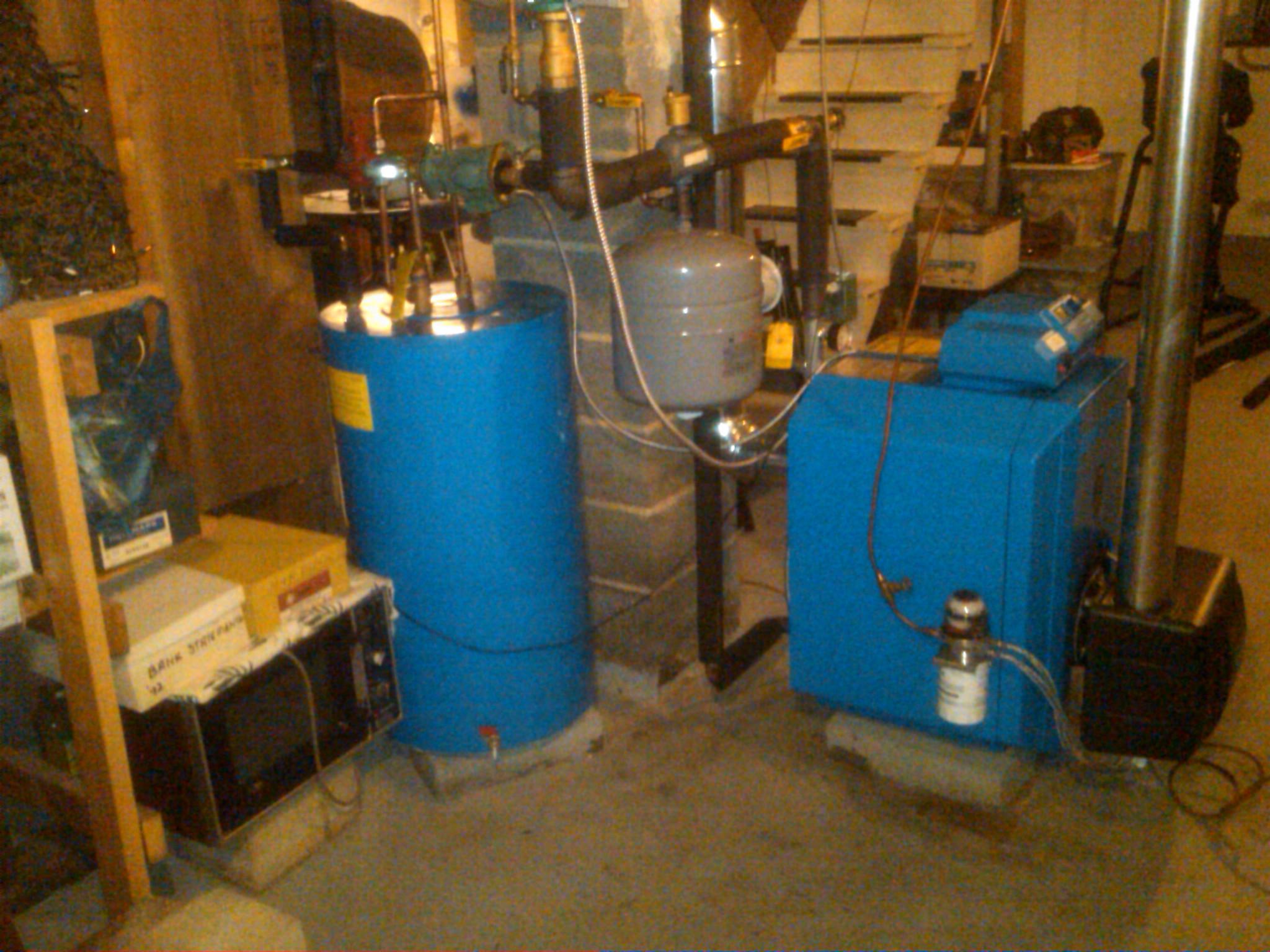 Beckett Aquasmart Vs  Logamatic  U2014 Heating Help  The Wall