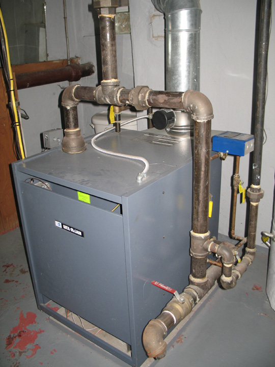 Noisy One Pipe Steam System In Pittsburgh Heating Help