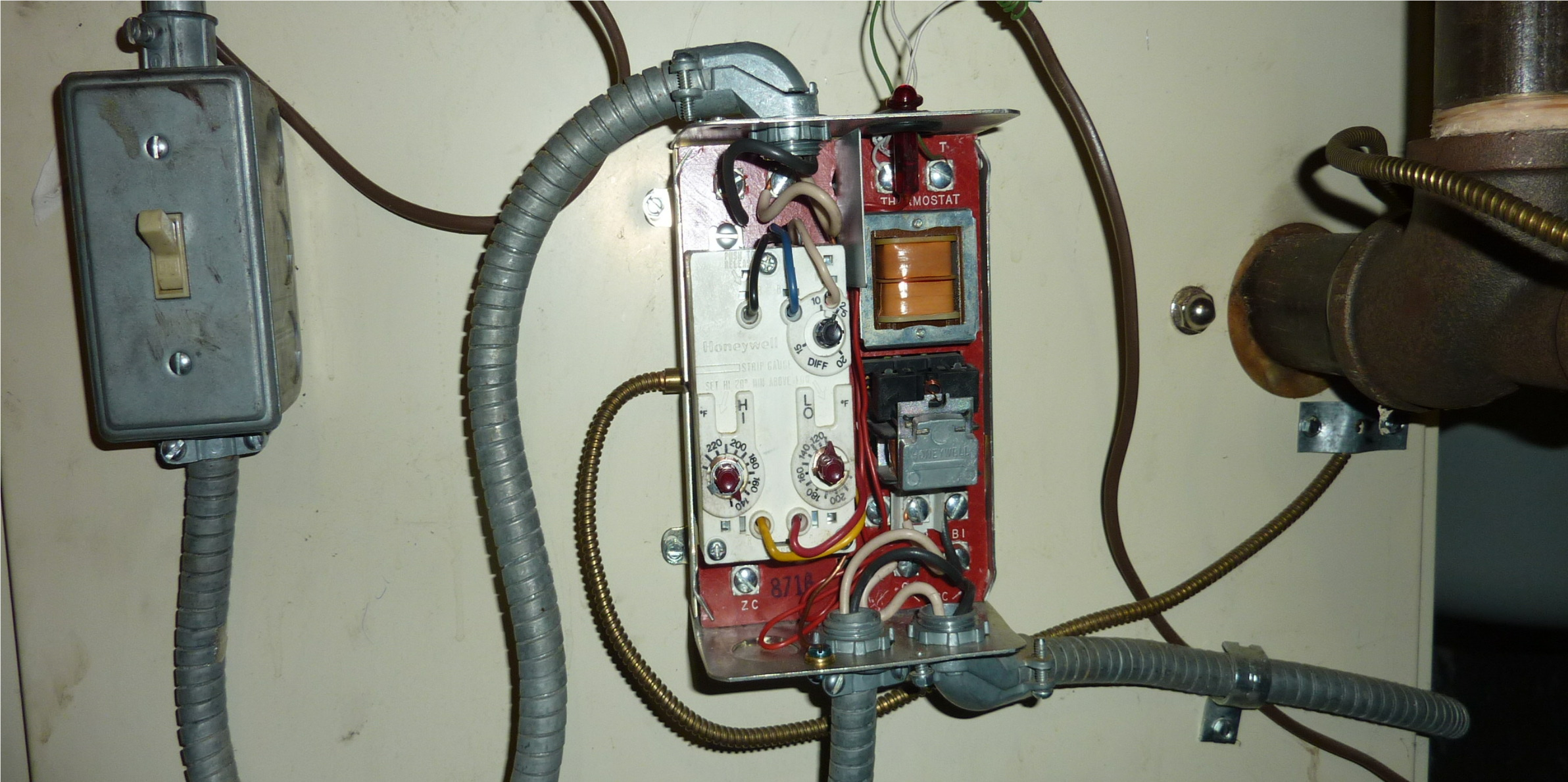 Honeywell R8184g4009 Wiring Diagram on honeywell oil burner primary control wiring diagram