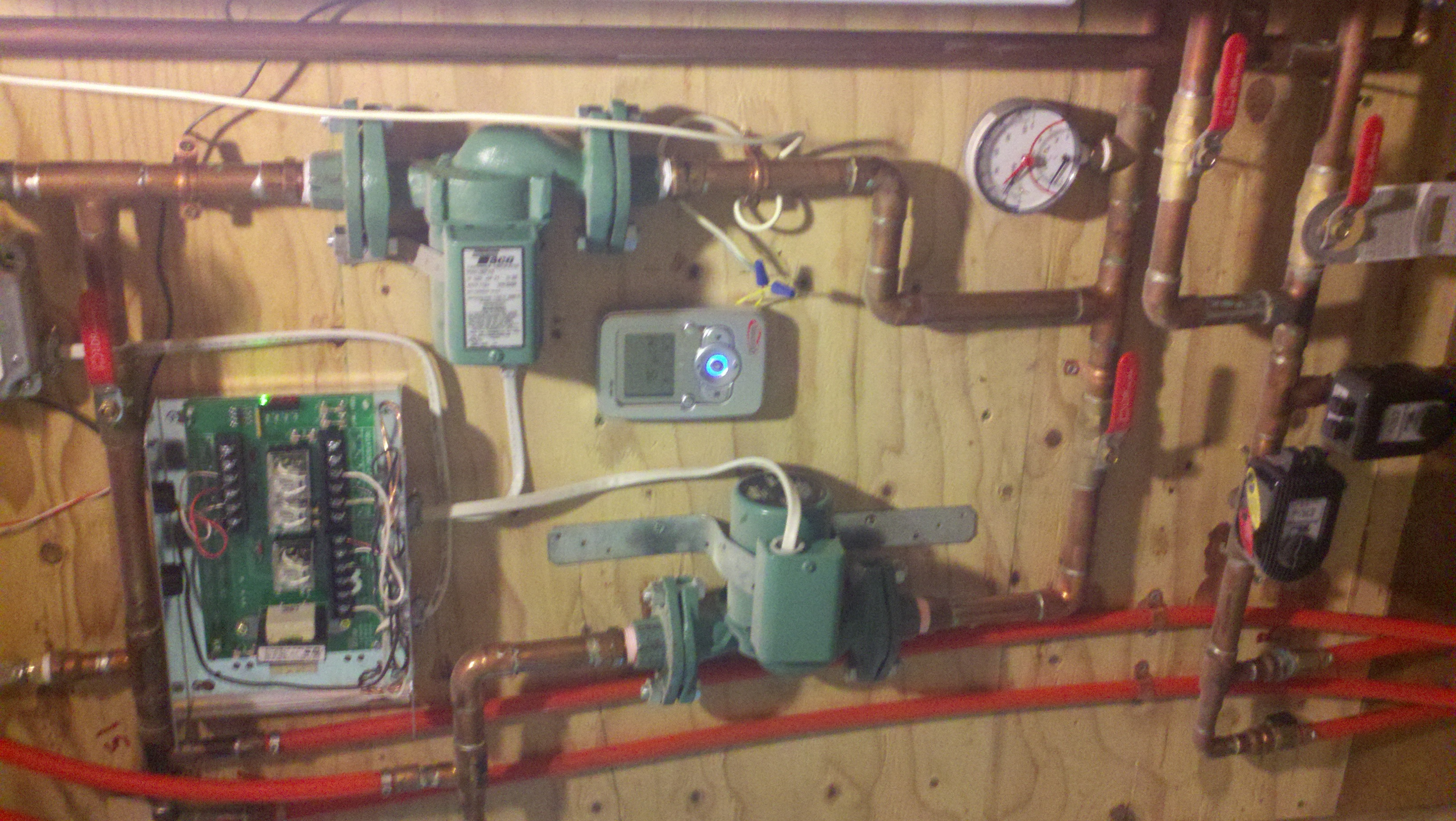 taco pumps and zone valves wiring with sr503 relay heating help rh forum heatinghelp com Taco Zone Valve Troubleshooting taco zone control wiring diagram