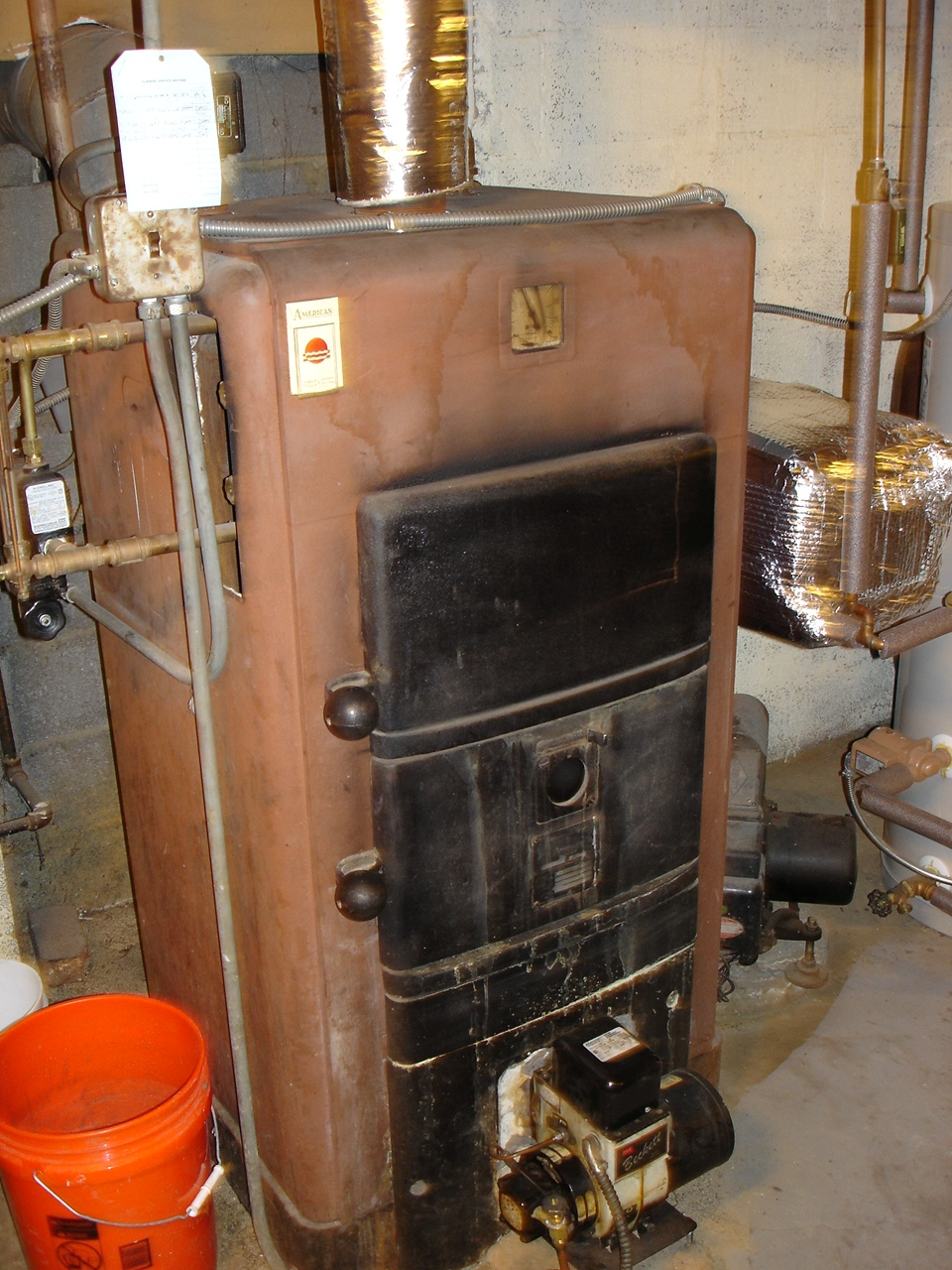 How To Flush Boiler Heating Help The Wall
