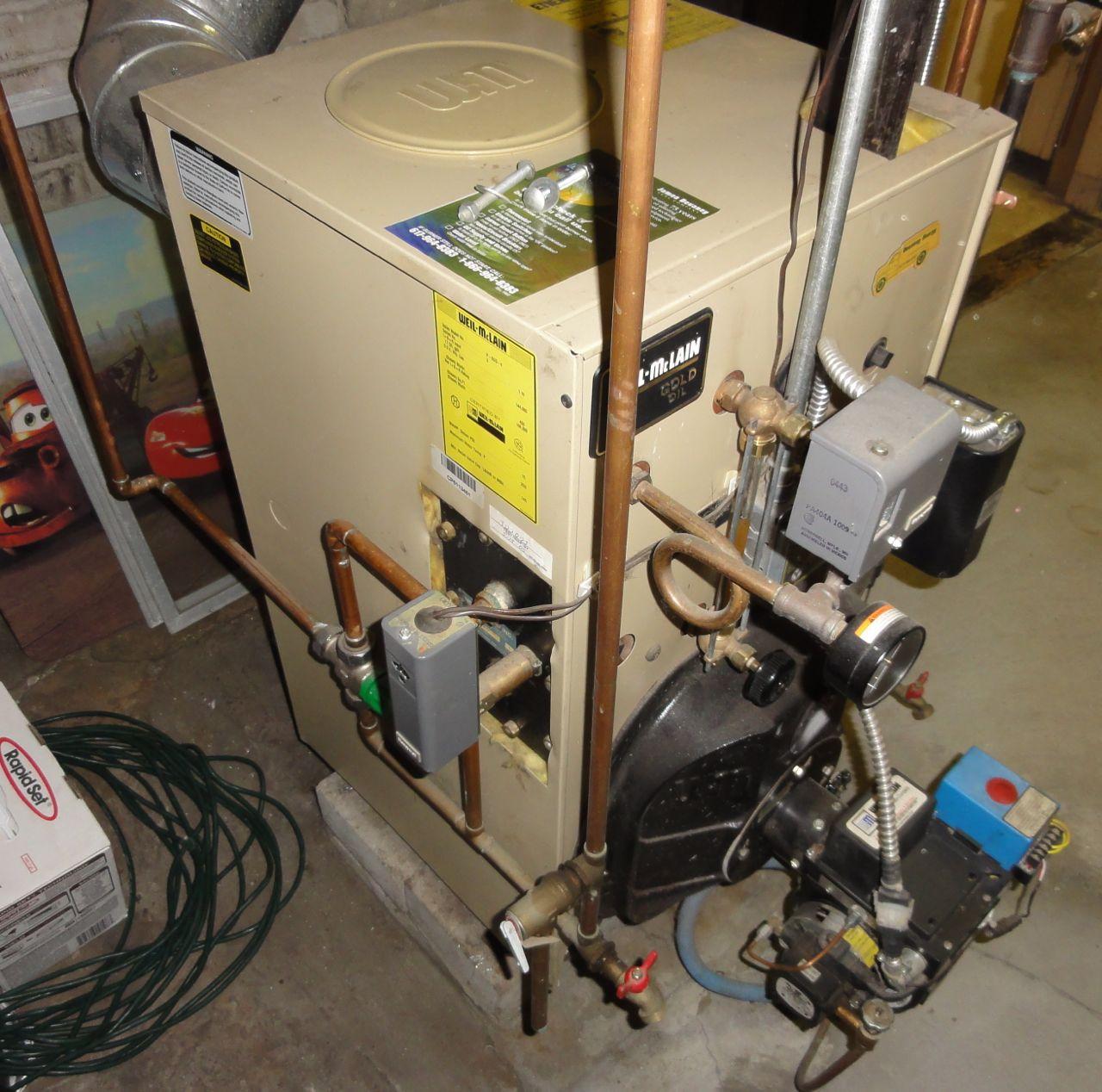 Weil McLain SGO Boiler Questions , Maintenance — Heating Help: The Wall