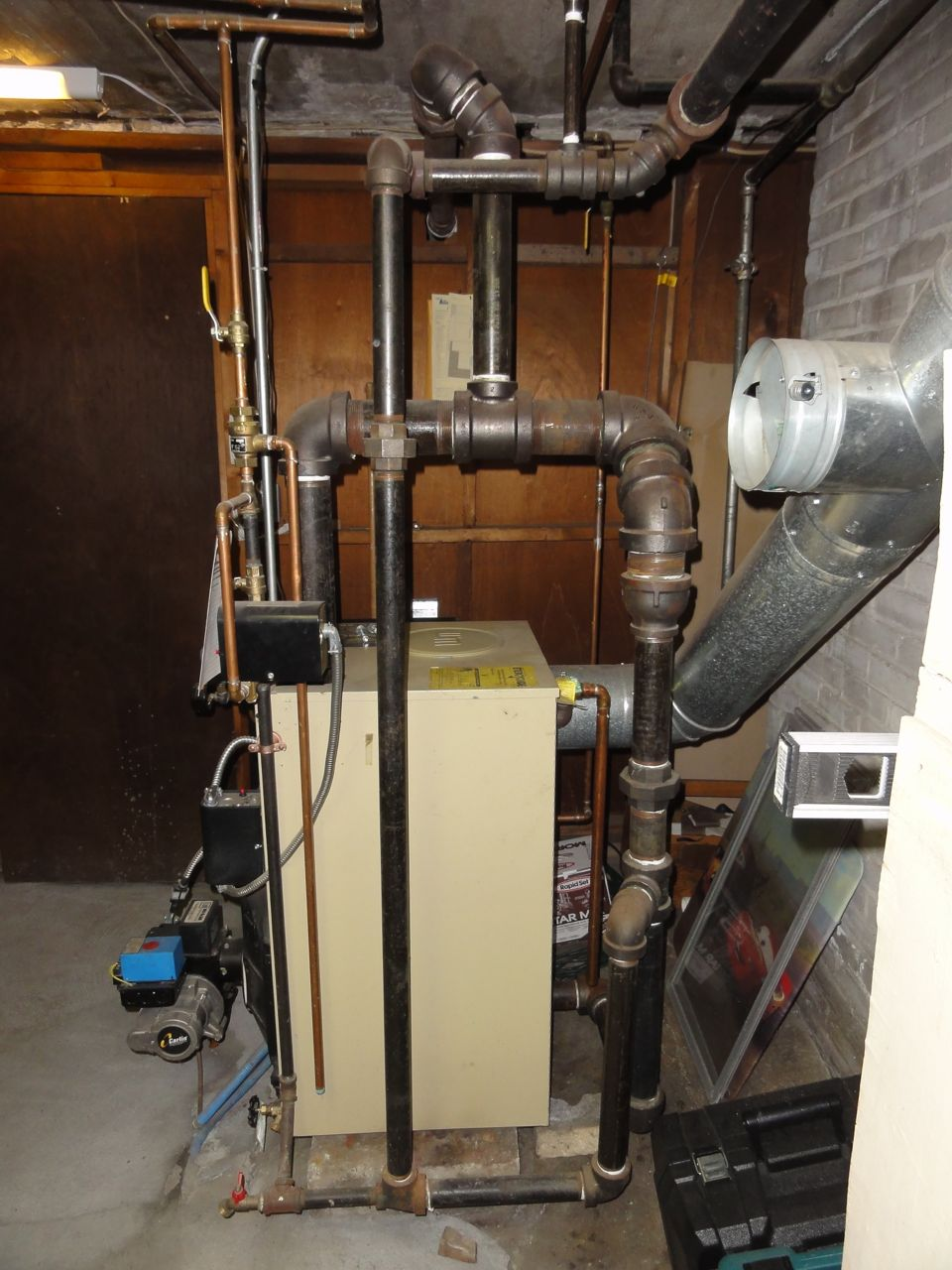Weil Mclain Sgo Boiler Questions Maintenance Heating