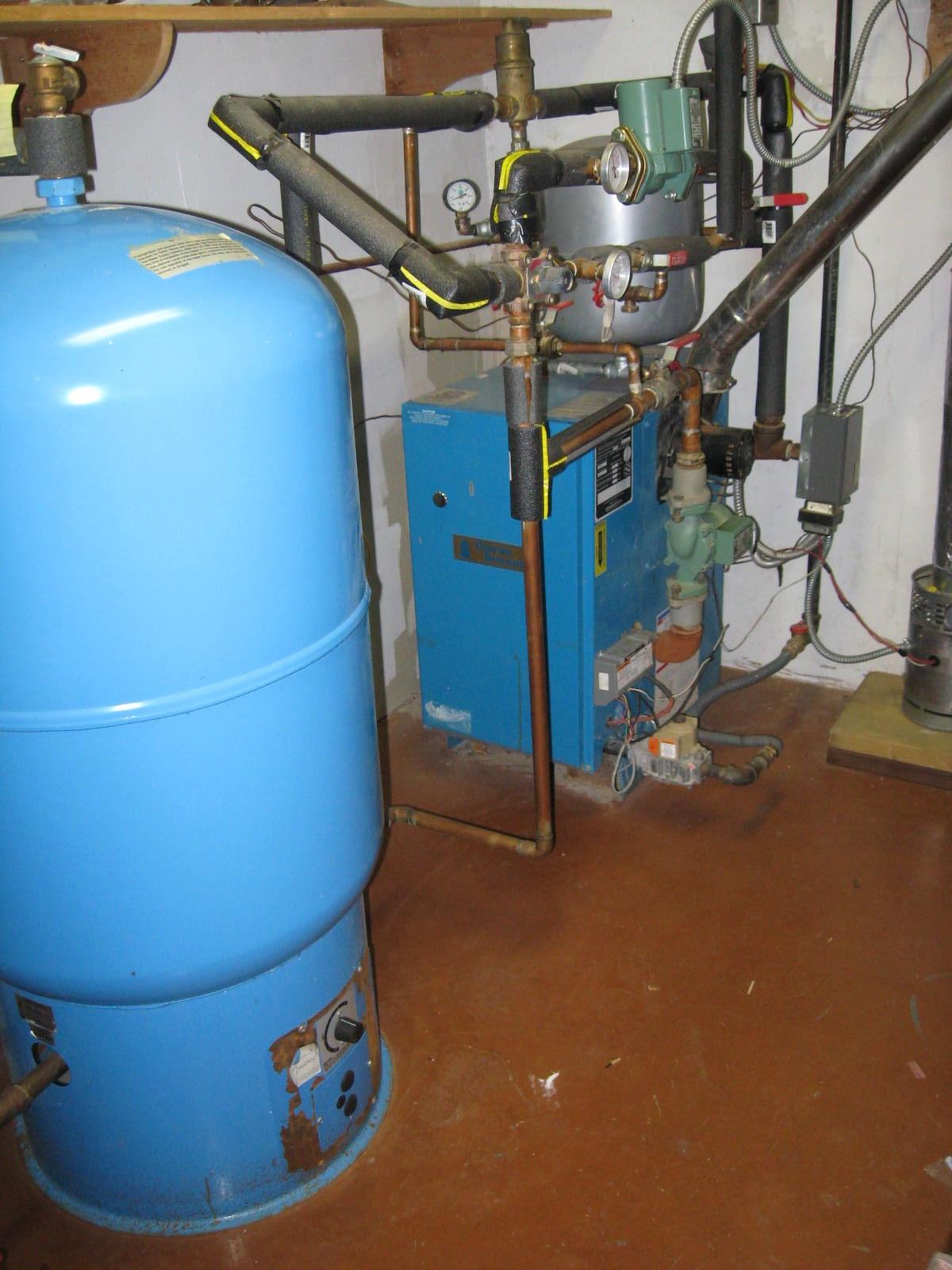 boiler vs tankless HVAC — Heating Help: The Wall