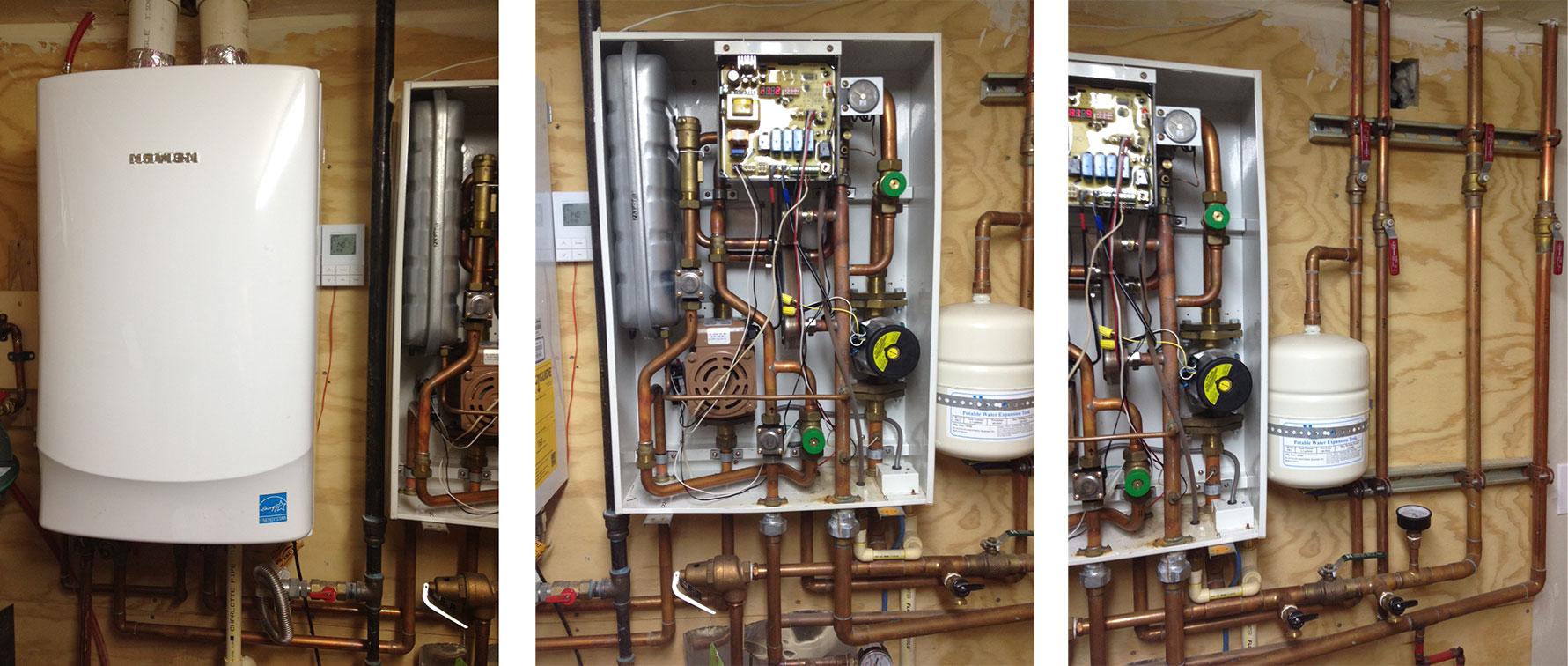 Gas boiler Navien: reviews. Gas boiler Navien: price and features