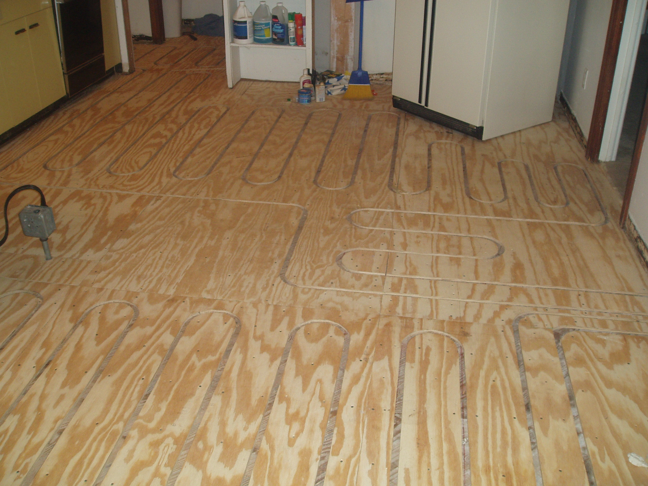 Warmboard flooring cost floor matttroy for Warmboard cost
