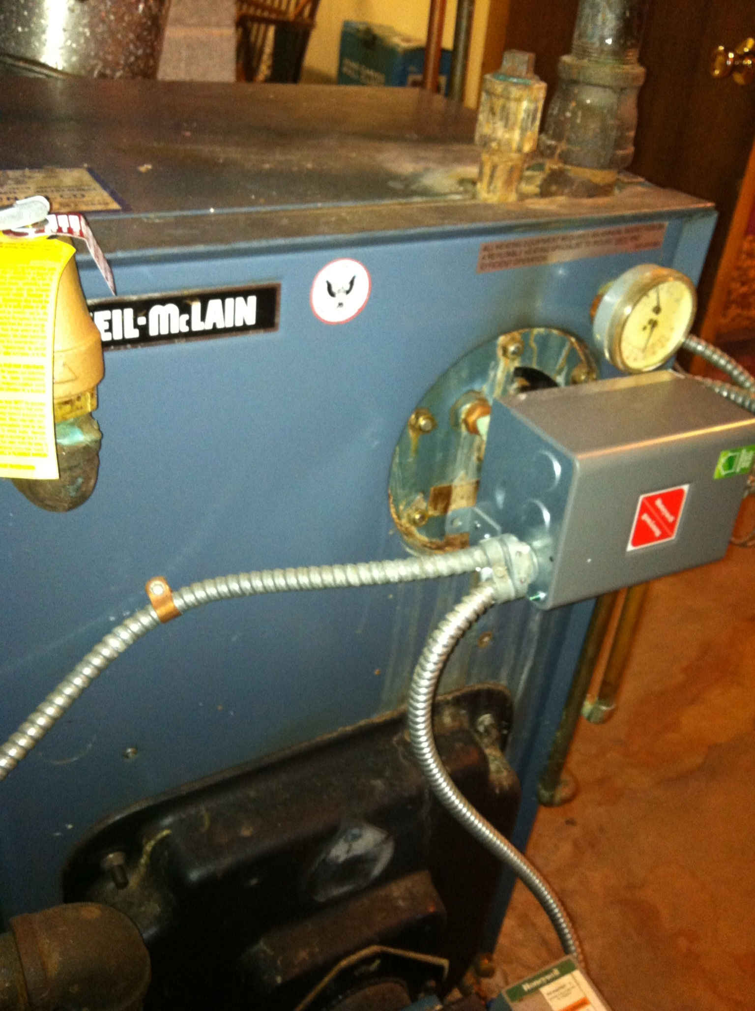 No domestic hot water from oil fired on demand boiler — Heating Help ...