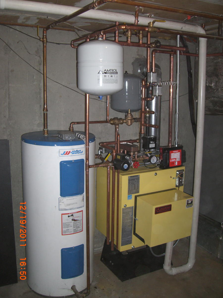 weil mclain gold oil boiler manual