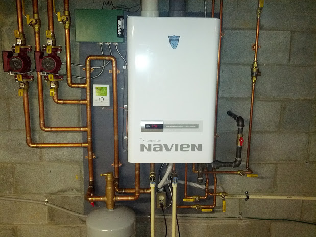 Navien And Odr Heating Help The Wall