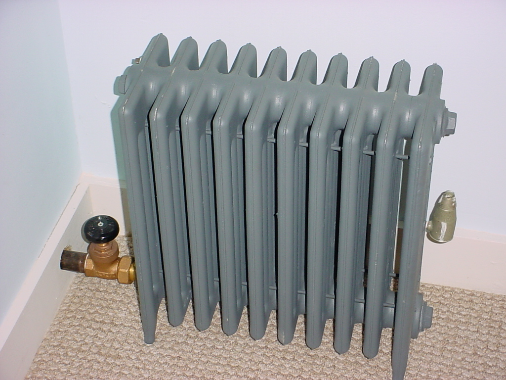 how to get a radiator to work