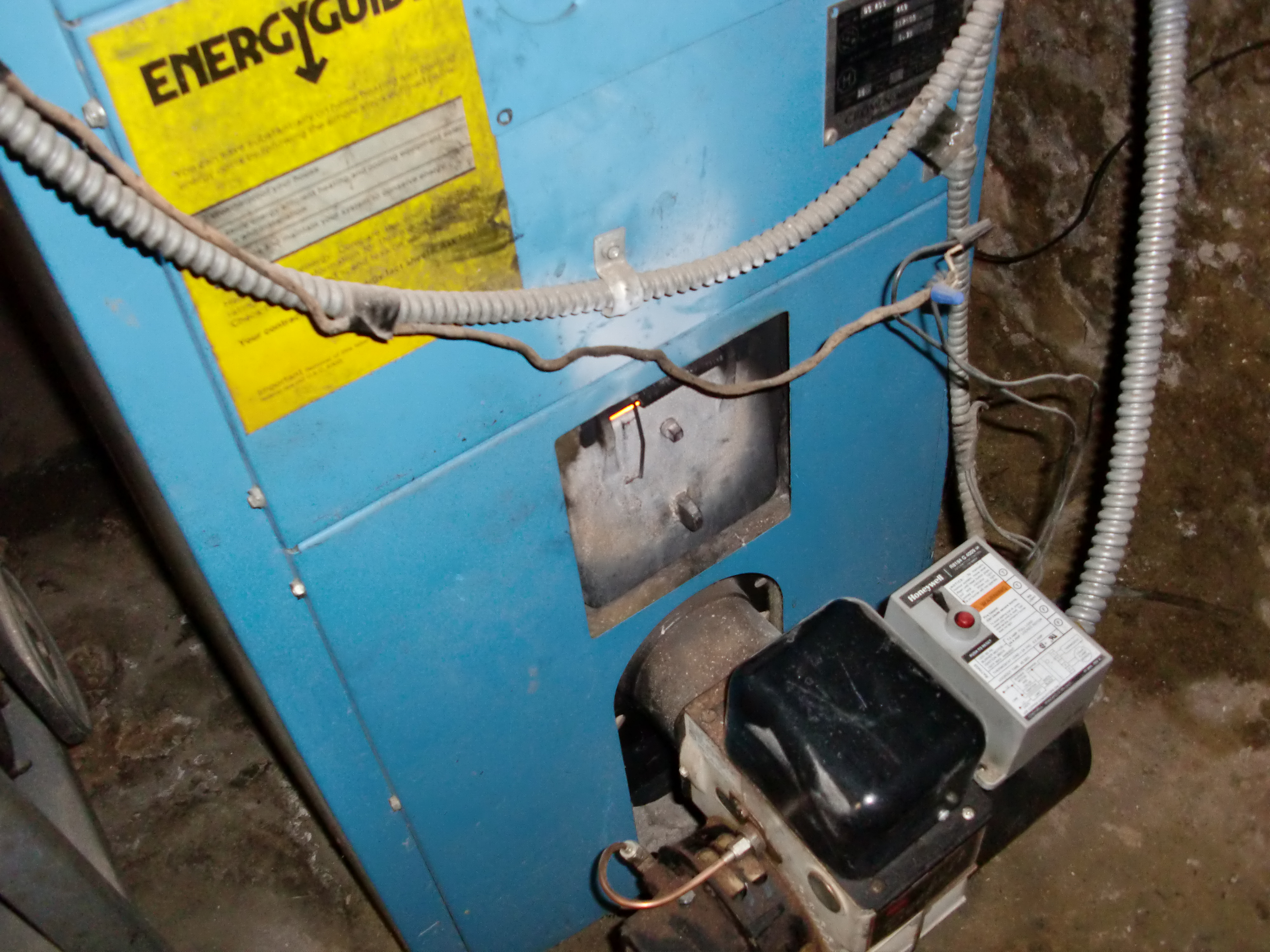 cracked refractory etc. — Heating Help: The Wall