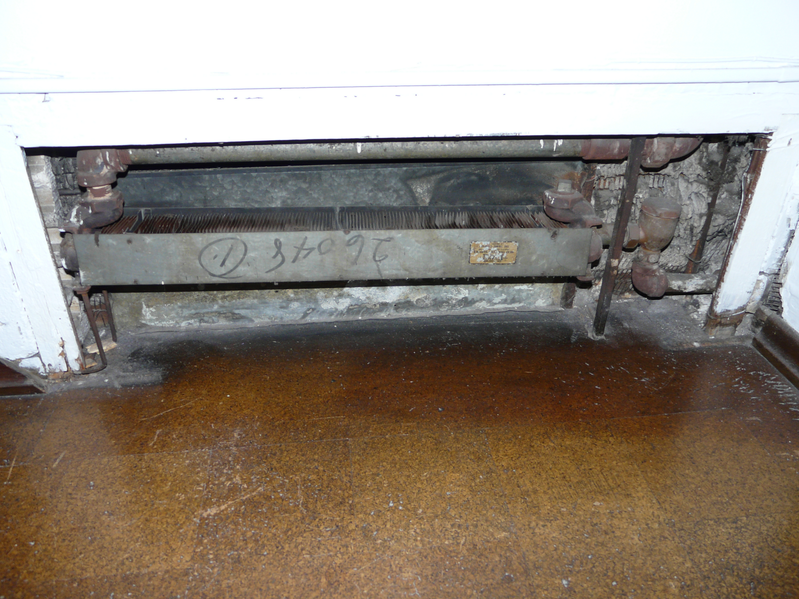 Maximizing Recessed Radiators Heating Help The Wall