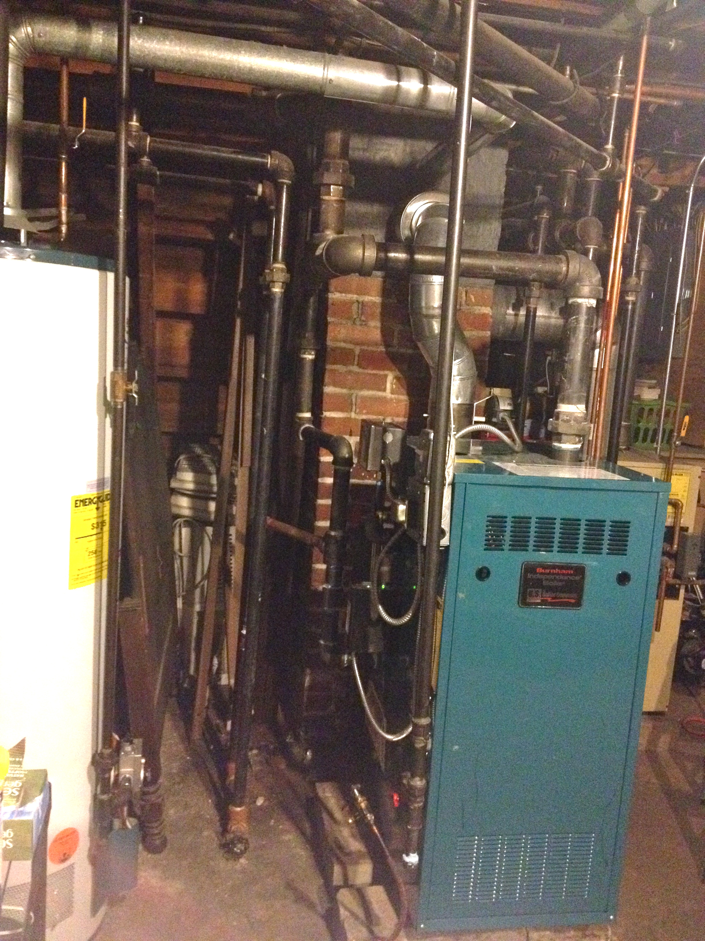 Air Vent Leaking On 1 Pipe Steam Radiator Heating Help