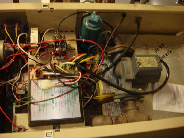 Weil McClain GV-5 Series 1 w DHW wiring — Heating Help: The Wall