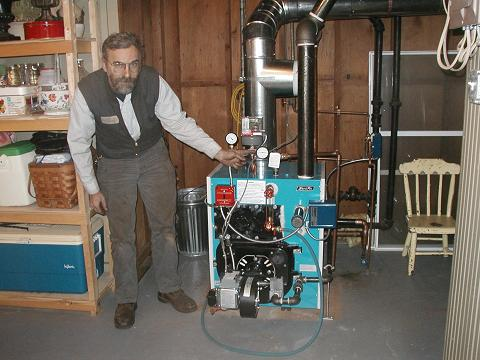 Who has the best residential gas steam boiler — Heating Help: The Wall