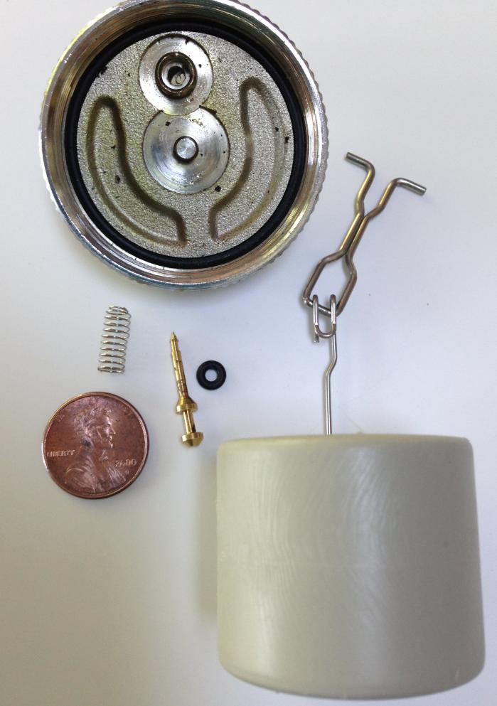 Please Help - Leaking Hy Vent — Heating Help: The Wall