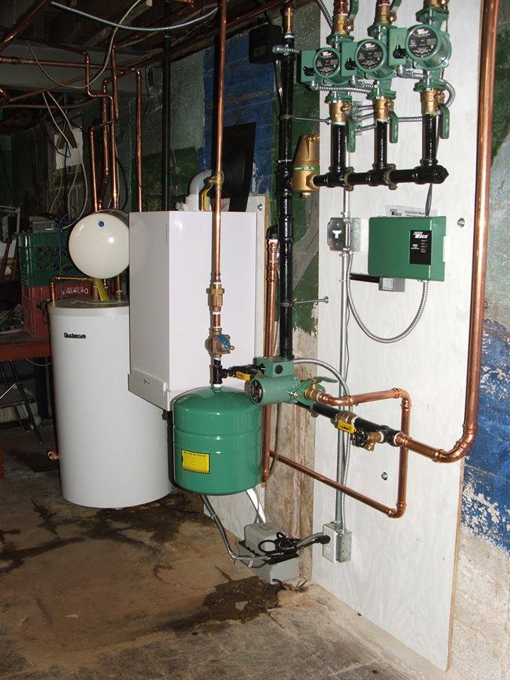 gas condensing boiler recommendation — Heating Help: The Wall
