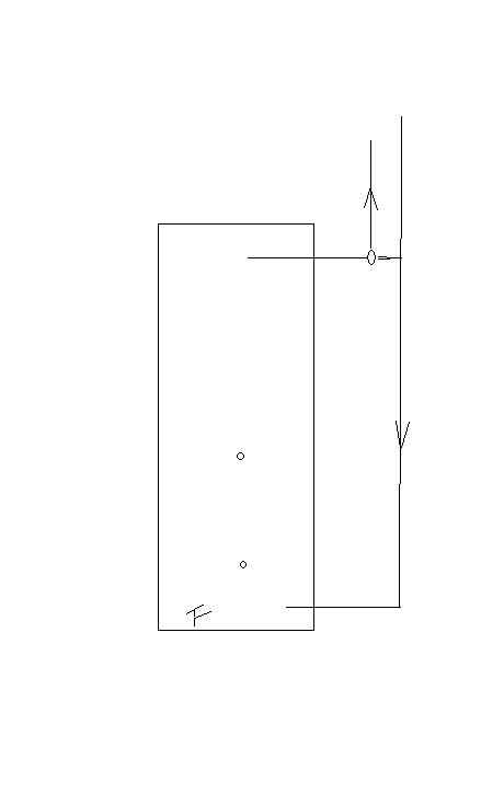 Solar Tank Piping Heating Help The Wall