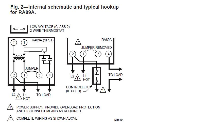 line in r845a honeywell wiring diagram 2003 alero stereo