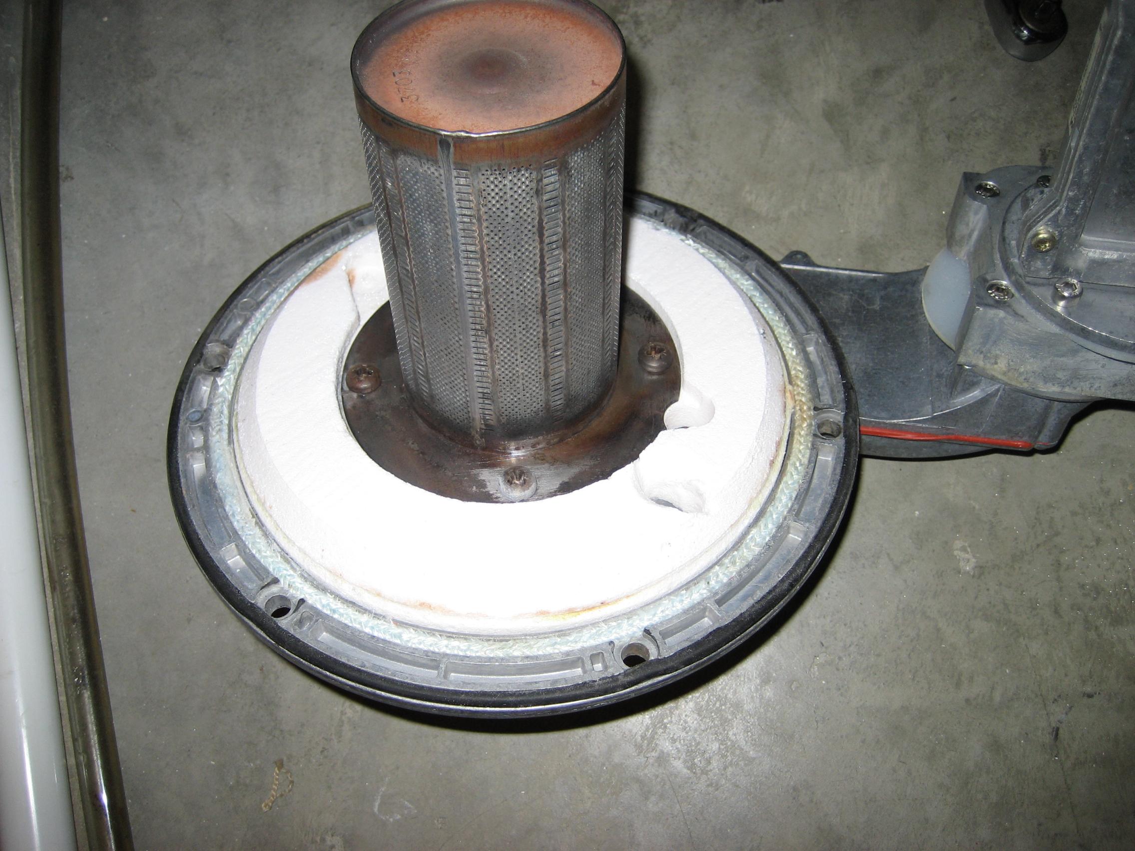 Munchkin 140m Firing Spark Electrode Angle Heating Help The Wall Boiler Wiring Diagram Img 4243