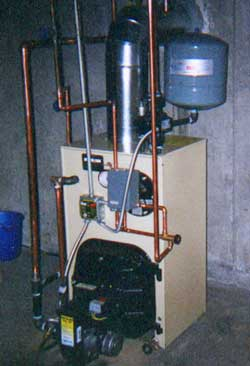 Oversized Oil Boiler What To Do Heating Help The Wall