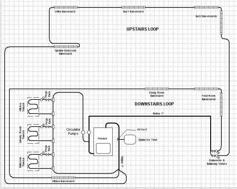 Toekick Heater Install Question  U2014 Heating Help  The Wall
