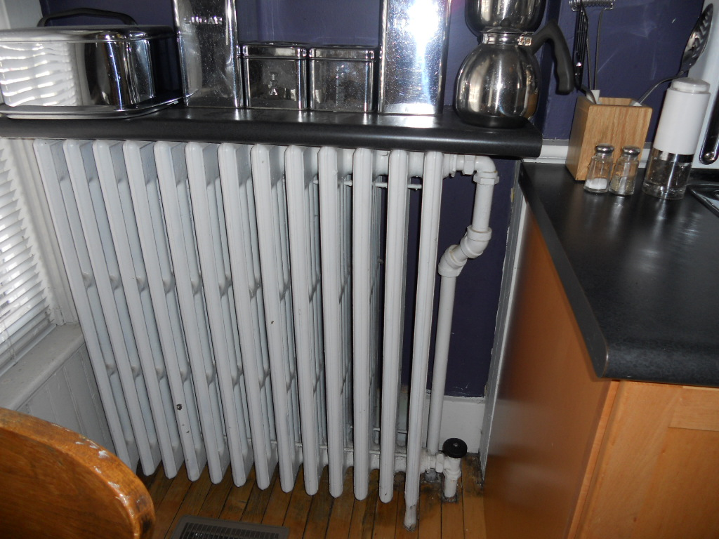 Radiator Sizing Questoins Heating Help The Wall