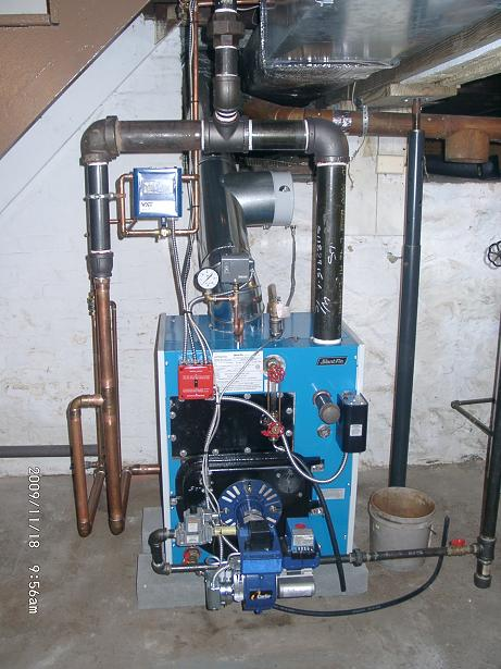 which steam boiler brand will you recommend — Heating Help: The Wall