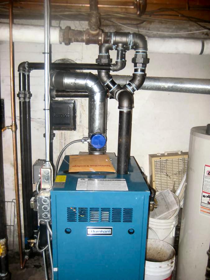 piping a steam boiler diagram near    boiler       piping     counter flow    steam        heating help the  near    boiler       piping     counter flow    steam        heating help the