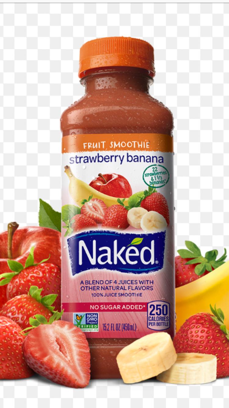 Dont naked smoothie teacher