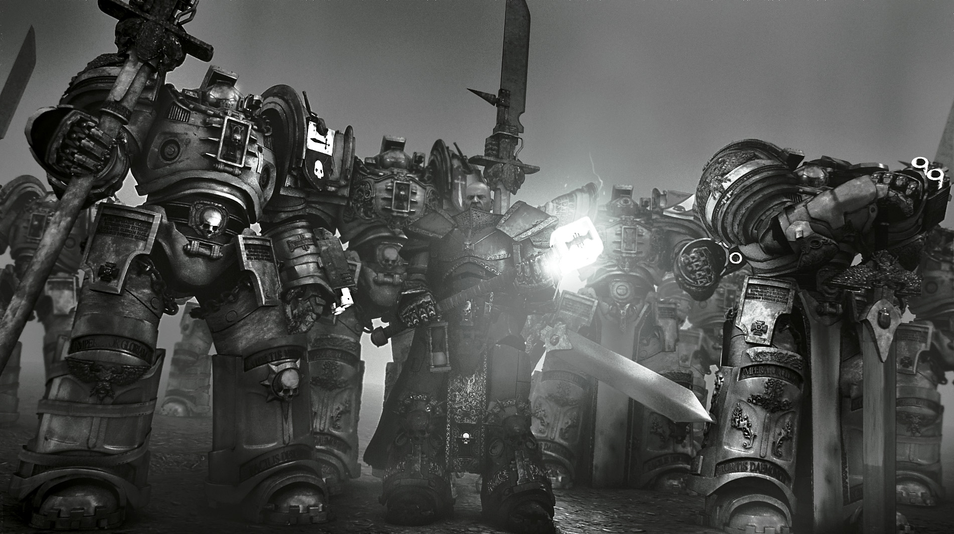 Warhammer 40k Movie Golfclub